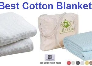 Top 15 Best Cotton Blankets in 2019