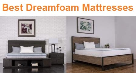 Top 15 Best Dreamfoam Mattresses in 2019