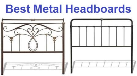 Top 15 Best Metal Headboards in 2019