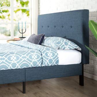 Top 15 Best Upholstered Bed Frames in 2019