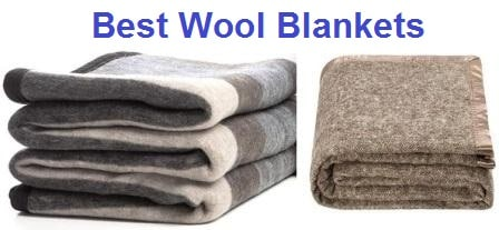 Top 15 Best Wool Blankets in 2019