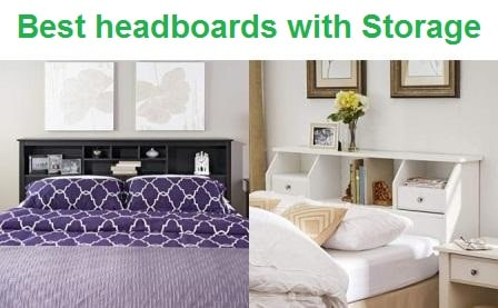 Top 15 Best headboards with Storage In 2019