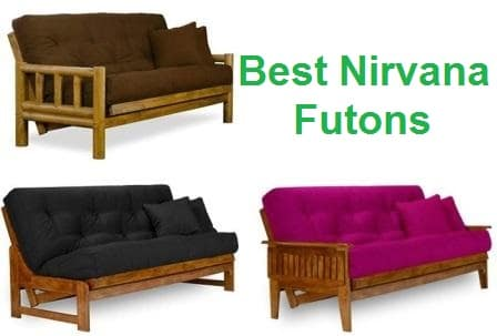 Best Futon 2019 Top 6 Best Nirvana Futons in 2019
