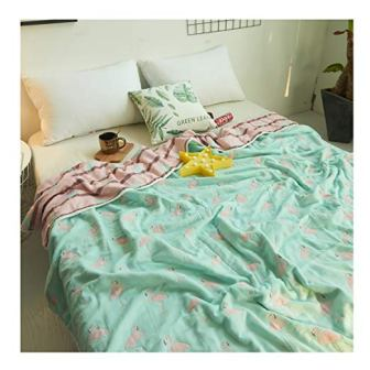 Uozzi Muslin Cotton Blanket