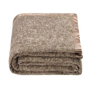 spencer & Whitney Bed Blanket Wool Blanket
