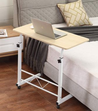 Akway Mobile Overbed Table