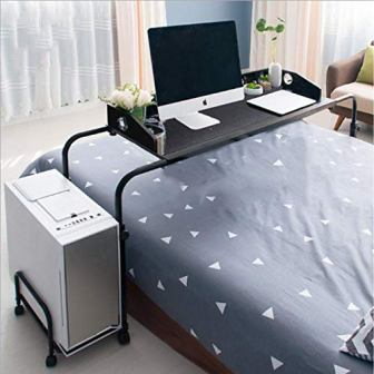 BarleyHome Overbed Table