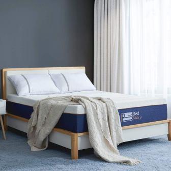 BedStory Lavender Memory Foam 12 Inch Mattress
