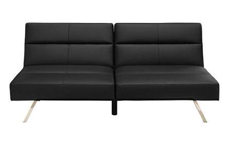 DHP Studio Convertible Futon Couch