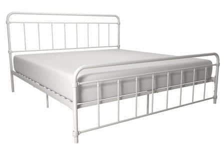 DHP Winston Metal Bed Frame