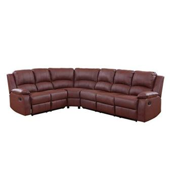Divano Furniture Large Classic Sectional Sofa