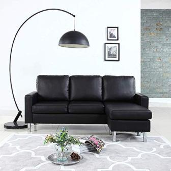 Top 15 Best Leather Sectional Sofas In 2019 Ultimate Guide