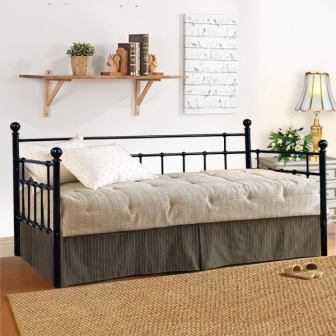 HOMERECOMMEND Metal Daybed Frame