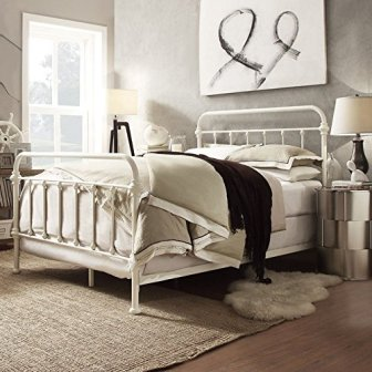 Home Creek Nottingham Iron Metal Bed Frame