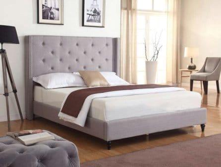Home Life Premiere Classics Headboard Platform Bed