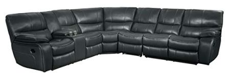 Homelegance Pecos Reclining Sectional Sofa