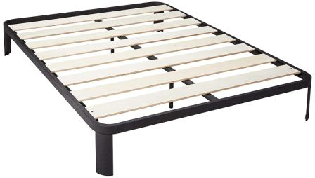 In Style Furnishings Minimalist Bed Frame