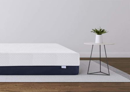 Inofia Twin Mattress, Ventilated Cool Gel Infused Memory Foam Mattress with Breathable Cover