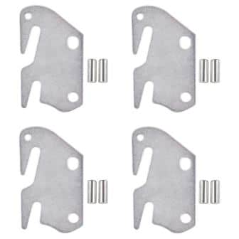 Kilofly Brackets and Hook Plate Set