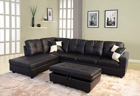 Lifestyle LSF091A Sectional Sofa Set