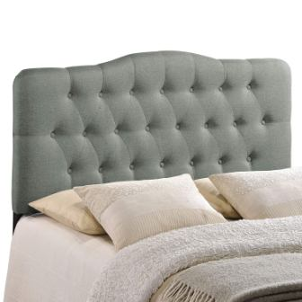 MODWAY ANNABEL BUTTON-TUFTED HEADBOARD