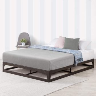 Mellow Queen 9″ Metal Platform Bed Frame
