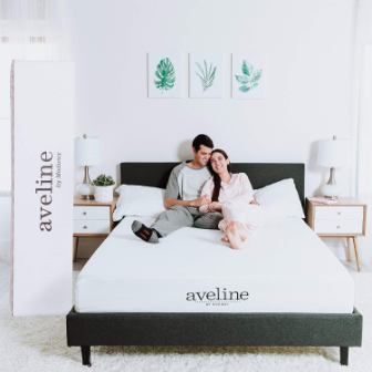 Modway Aveline 10″ Gel Infused Memory Foam Queen Mattress