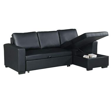 Poundex Bobkona Parker Sectional Set