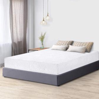 PrimaSleep 8 Inch Premium Cool Gel Multi Layered Memory Foam Bed Mattress