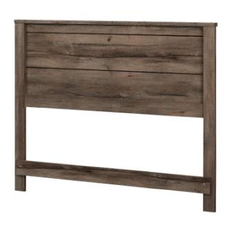 South Shore 11925 Fynn Headboard Full Fall Oak