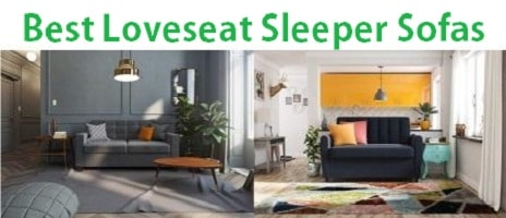 Fine Top 10 Best Loveseat Sleeper Sofas In 2019 Ultimate Guide Gmtry Best Dining Table And Chair Ideas Images Gmtryco