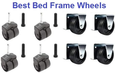Top 15 Best Bed Frame Wheels in 2019