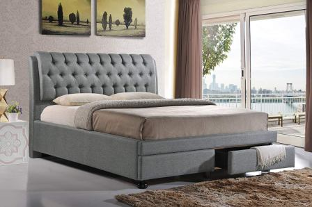 Top 15 Best Bed Frames with Drawers in 2019