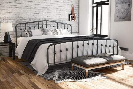 Top 15 Best King Size Bed Frames in 2019 - Ultimate Guide