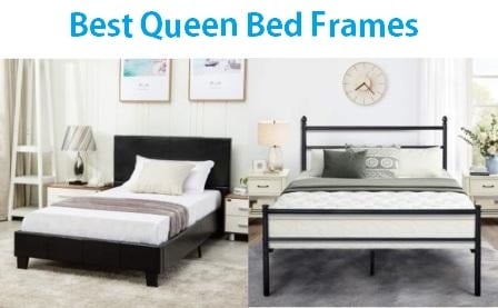 Top 15 Best Queen Bed Frames in 2019