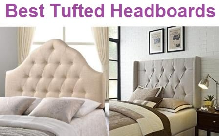 Top 15 Best Tufted Headboards in 2019
