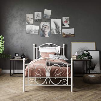 Top 15 Best White Bed Frames in 2019