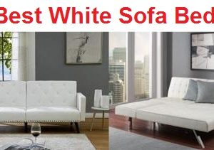 Top 15 Best White Sofa Beds in 2019 – Ultimate Guide