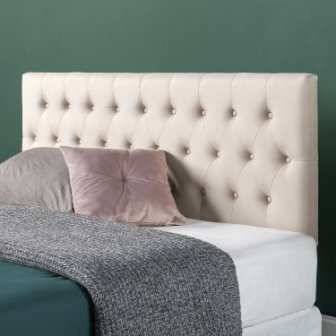 ZINUS TRINA TUFTED HEADBOARD