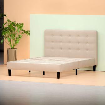 Zinus Ibidun Platform Bed (Queen Size)