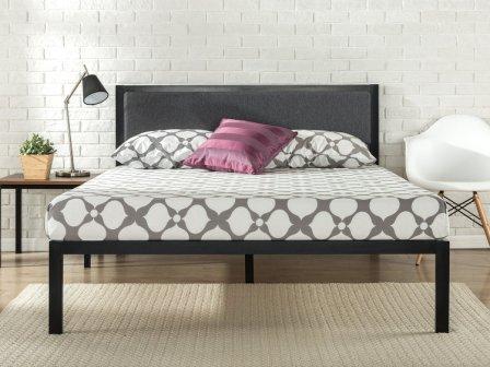 Zinus Korey Platform Metal Bed Frame