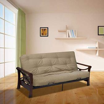 Stupendous Top 15 Best Full Size Futon Mattresses In 2019 Inzonedesignstudio Interior Chair Design Inzonedesignstudiocom