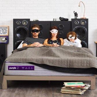The All-New Purple Mattress