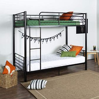 online retailer 16782 8d53b Top 15 Best Cheap Bunk Beds in 2019