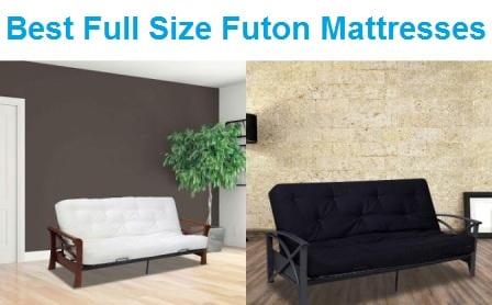 Phenomenal Top 15 Best Full Size Futon Mattresses In 2019 Inzonedesignstudio Interior Chair Design Inzonedesignstudiocom