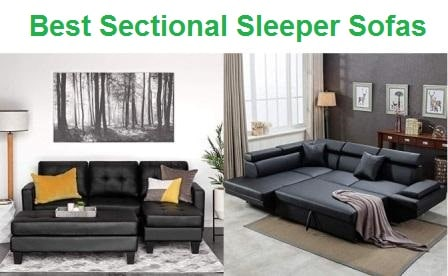 Miraculous Top 15 Best Sectional Sleeper Sofas In 2019 Complete Guide Home Remodeling Inspirations Propsscottssportslandcom