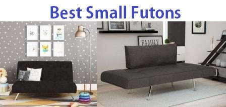 Top 15 Best Small Futons In 2020