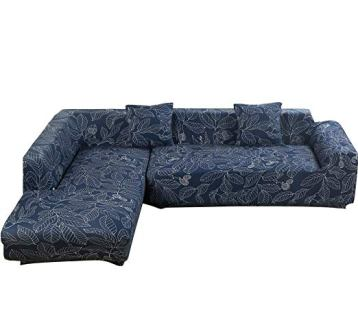 Brilliant Top 15 Best Sectional Couch Covers In 2019 Unemploymentrelief Wooden Chair Designs For Living Room Unemploymentrelieforg