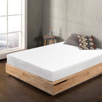 "Best Price 8"" Air Flow Memory Foam Mattress Review"