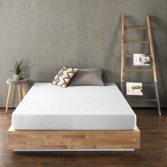 "Best Price 8"" Air Flow Memory Foam Mattress Review"